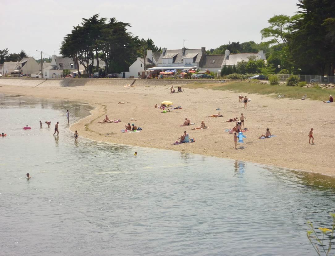 Plage-de-Banastère-Sarzeau-morbihan-bretagne sud